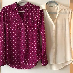 Express Portofino Slim Fit Shirts Set